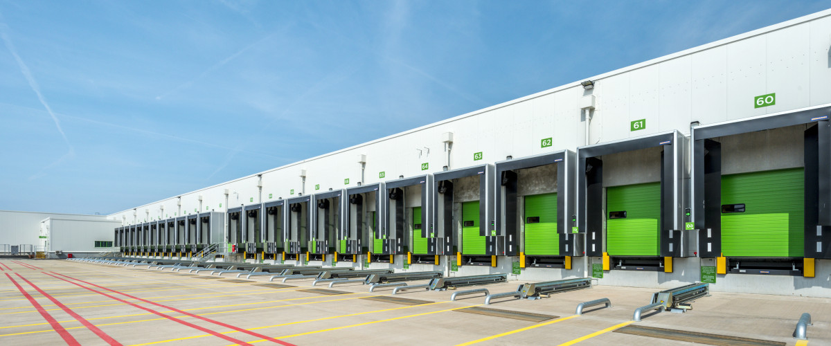 ASDA Chilled Distribution Centre | McLaren