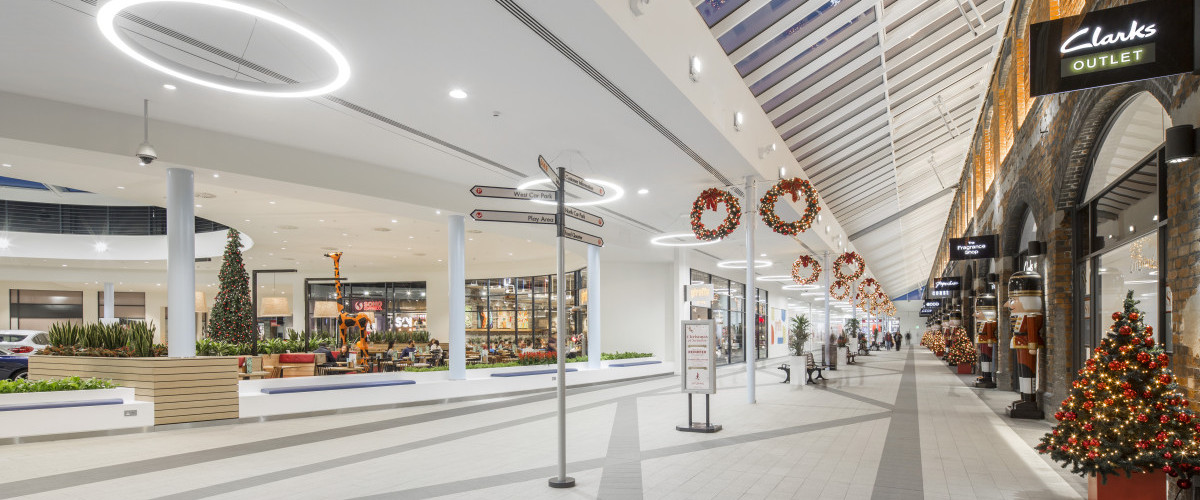 Swindon designer outlet centre mclaren for Designer wohnaccessoires outlet