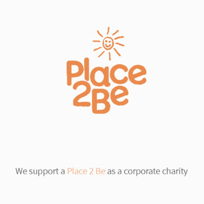 mclaren supports place 2 be charity
