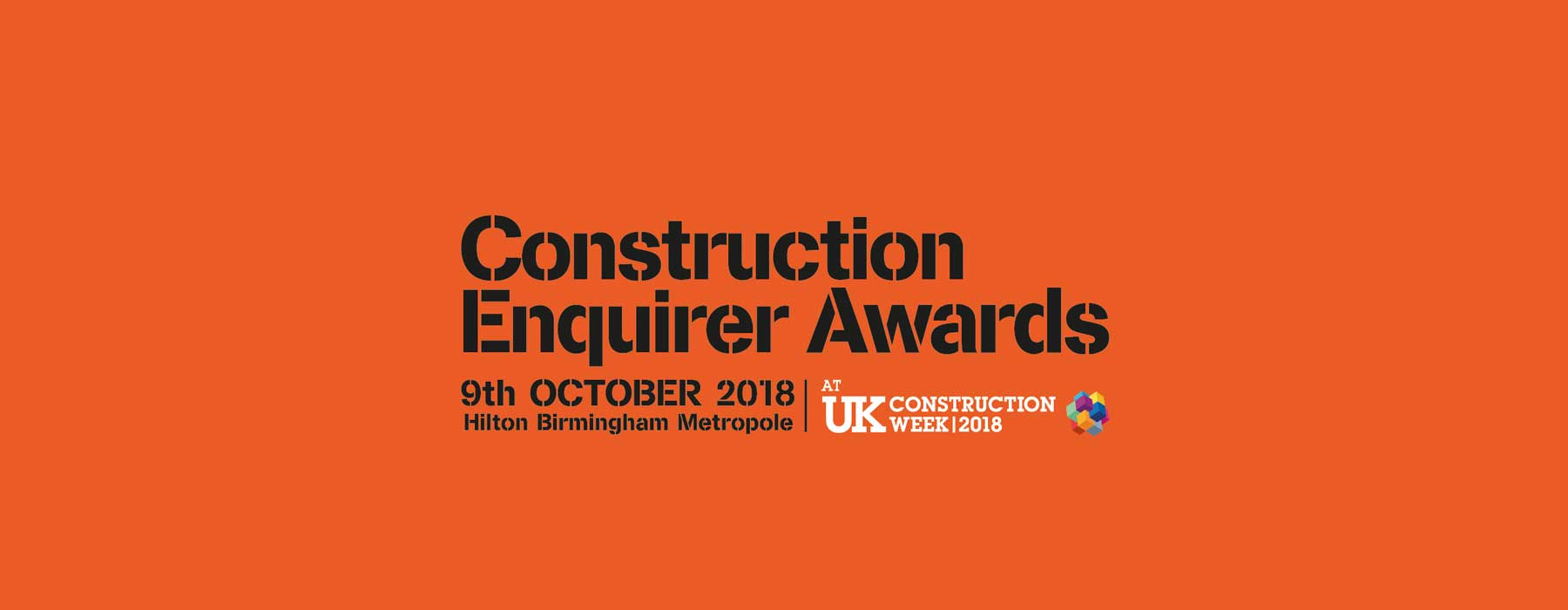 Construction Enquirer Awards Logo