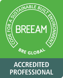 BREEAM Accredited logo