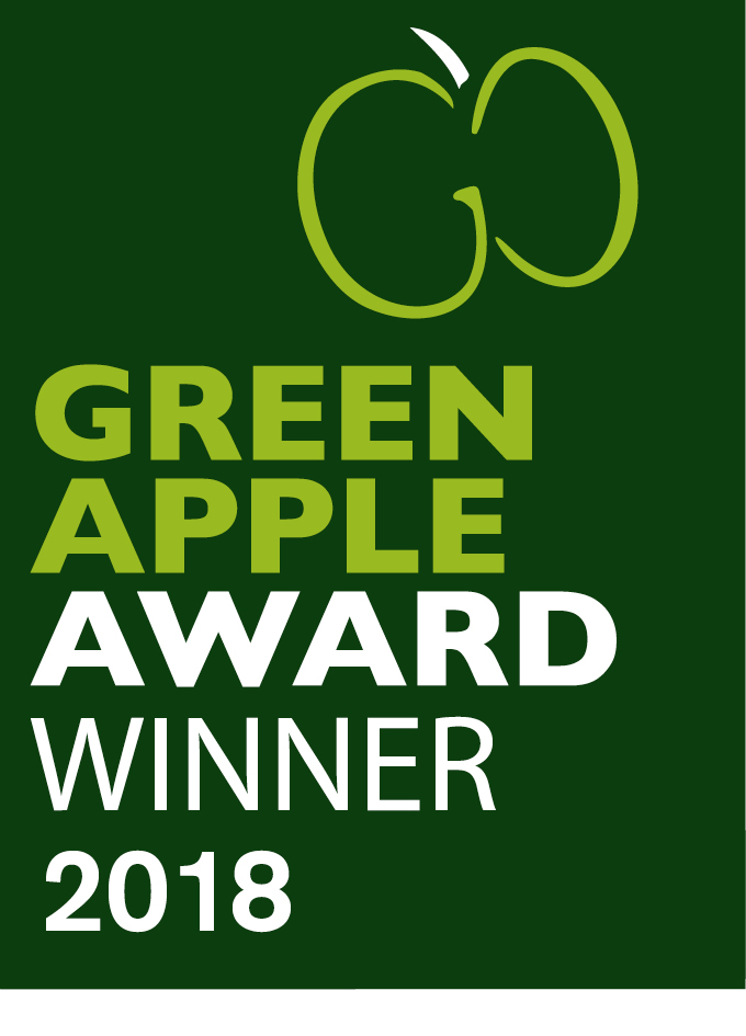 Green Apple Award Winner logo