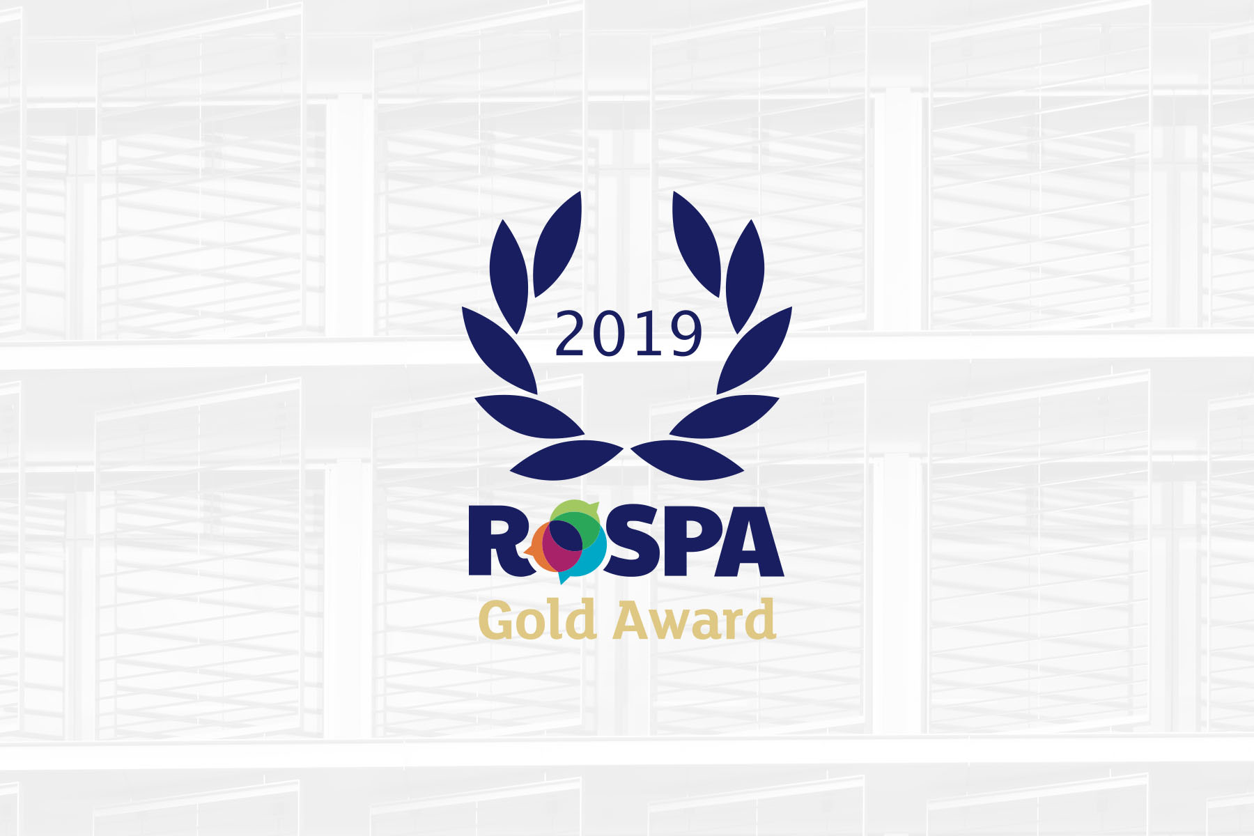 McLaren awarded RoSPA Gold Award for health and safety practices