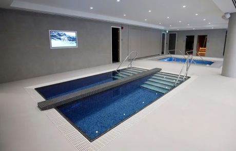 Swimming Pool at LCFC Training Centre