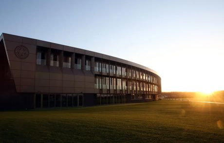 Landscape photo of Leicester City Football Club Training Ground
