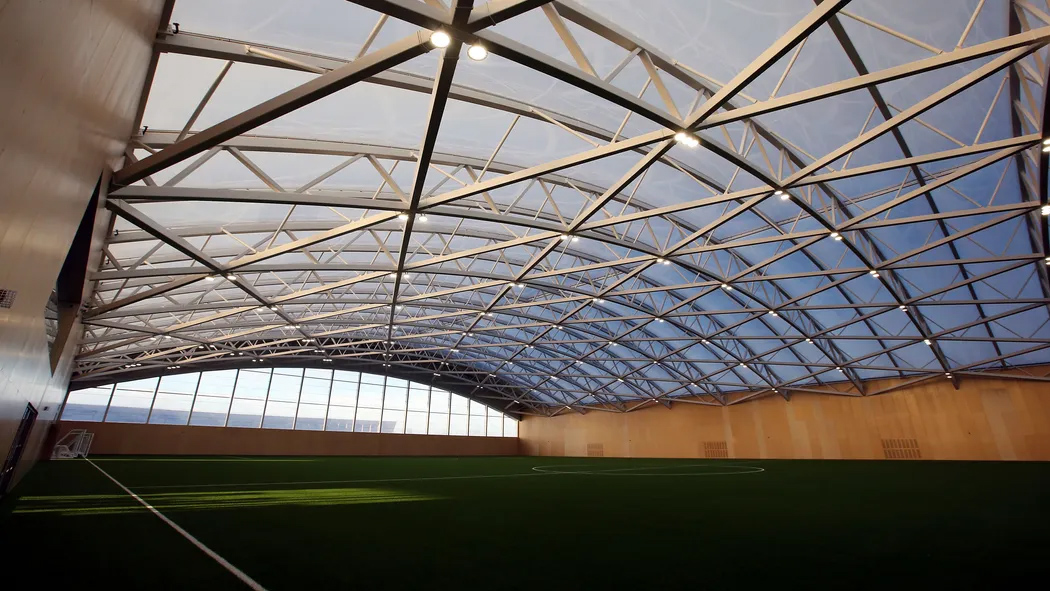 Leicester City FC Indoor Pitch