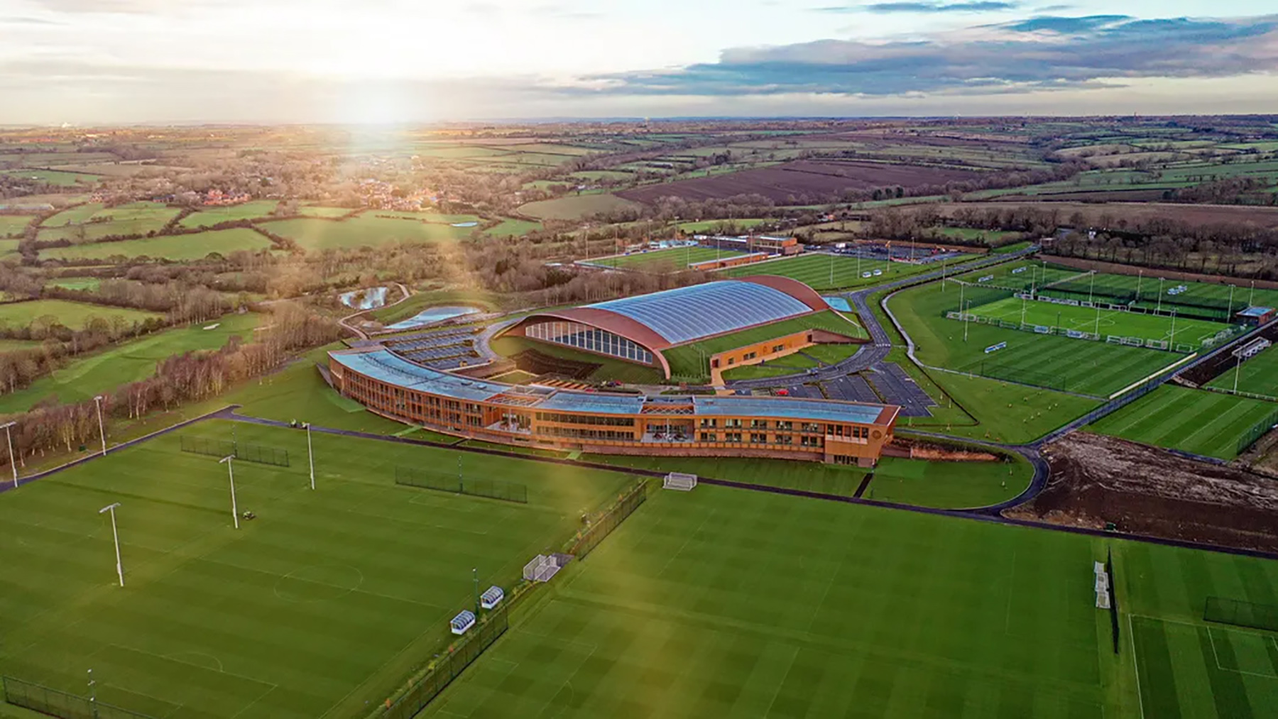 leicester city fc training facility